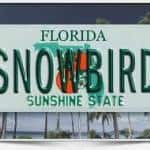 Snowbirds Car Shipping To And From Florida