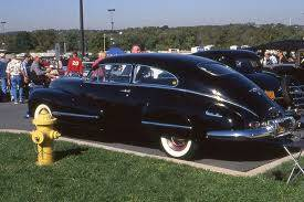 1947 Olds 98