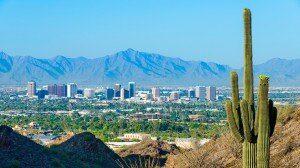 Phoenix, Arizona Car Shipping