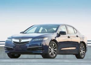 Shipping Your TLX