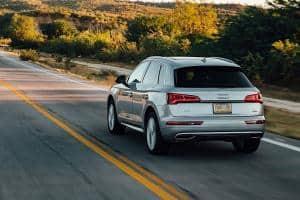Car Transport Your Audi Q5