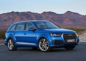 Auto Shipping Your Audi Q7