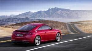 Vehicle Shipping Your Audi TT