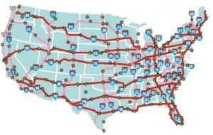 USA Freeways Car Shipping