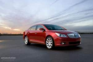 Car Shipping Your Buick LaCrosse