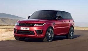 Auto Transport Your Range Rover Sport