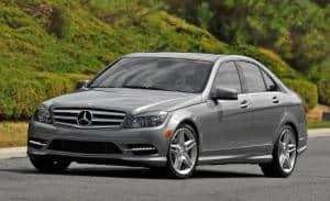 Auto Transport Your Mercedes-Benz C300