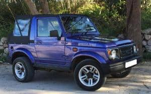 Auto Transport Your Samurai Jeep