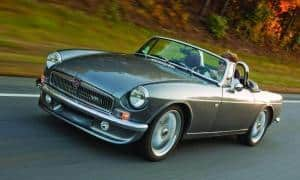 Car Shipping Your MGB