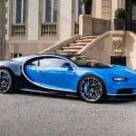 Exotic Car Bugatti Chiron