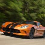 Exotic Car Dodge Viper