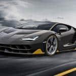 Exotic Car Lamborghini Centenario