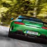 Exotic Car Mercedes-AMG GT R