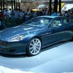 Luxury Car Aston Martin Rapide