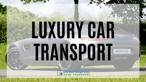 Luxury Car Shipping