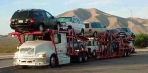Open Car Transport Carrier