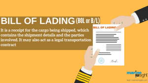 Car Shipping Bill Of Lading