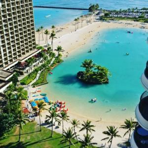 view of resort in Hawaii