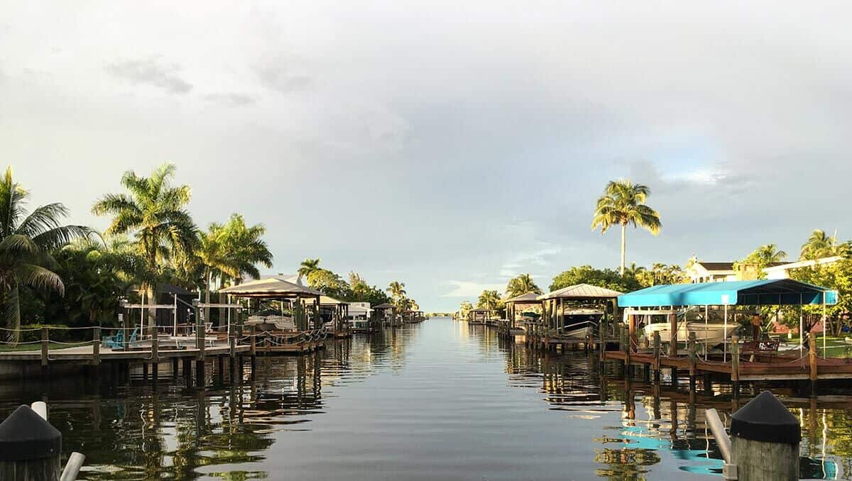 Florida boating channel