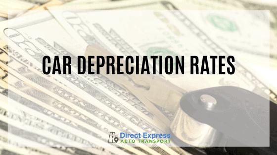 Car Depreciation Rates
