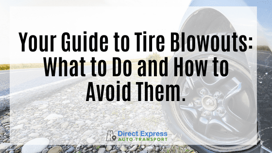 Tire Blowout While Driving Guide